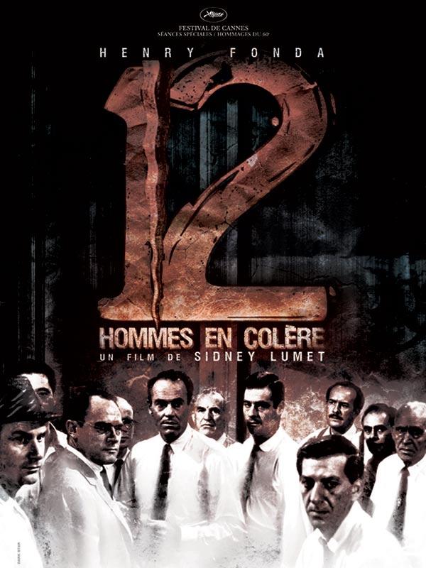 Affiche du film 12 hommes en colère