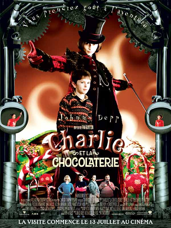 Charlie et la chocolaterie streaming