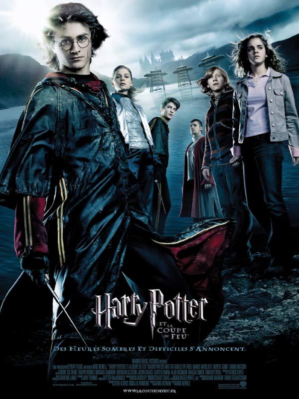 Harry Potter et la Coupe de Feu - film 2005 - AlloCiné