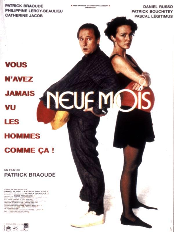 Poster du film neuf mois en streaming VF