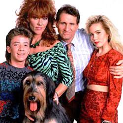 Affiche de la série Married... with children