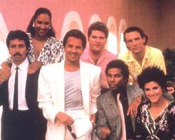 Affiche de la série Miami Vice