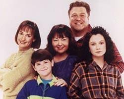 Affiche de la série Roseanne