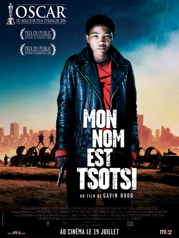 Achat Mon Nom Est Tsotsi En Dvd Allocine