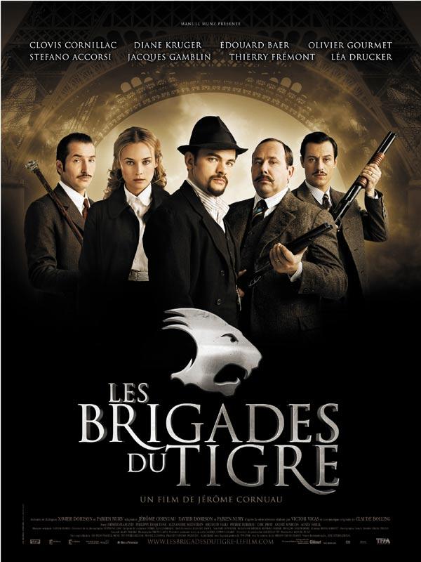 Les Brigades du Tigre streaming