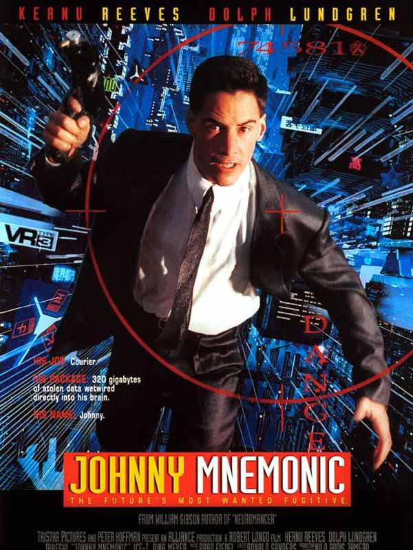 Johnny Mnemonic - film 1994 - AlloCiné