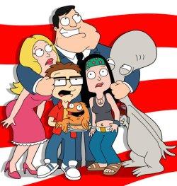 Affiche de la série American Dad!