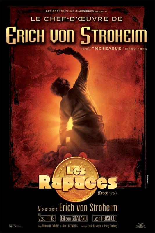 Les Rapaces - film 1924 - AlloCiné