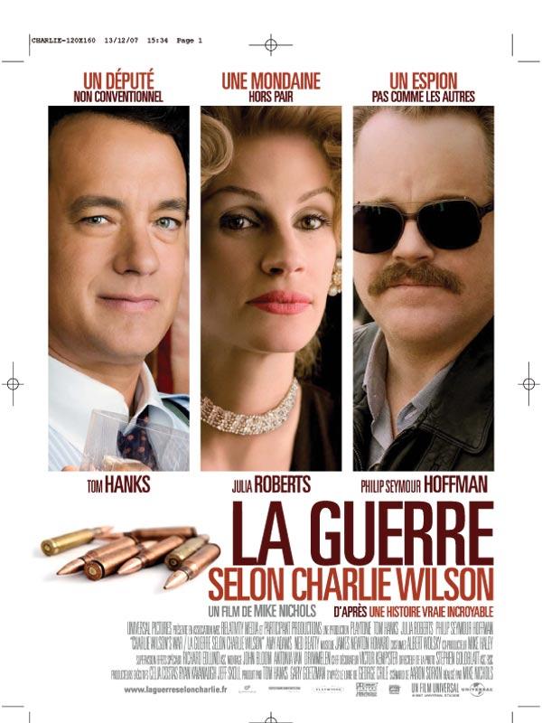 La Guerre selon Charlie Wilson - film 2007 - AlloCiné