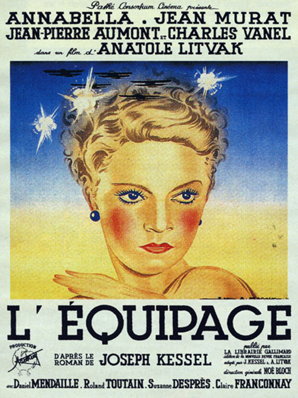 Achat L'Equipage en Blu Ray - AlloCiné
