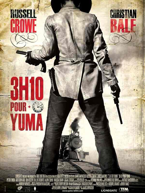 Achat 3h10 pour Yuma en Blu Ray - AlloCiné