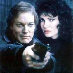 Affiche de la série The Bourne Identity
