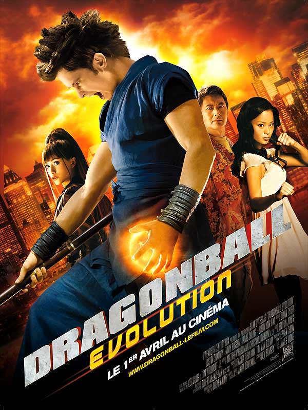 Achat Dragonball Evolution en DVD - AlloCin
