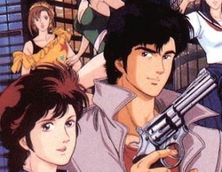 Affiche de la série City Hunter