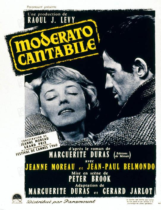 Moderato cantabile - film 1960 - AlloCiné