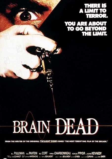 Télécharger Brain Dead Complet DVDRIP Uptobox