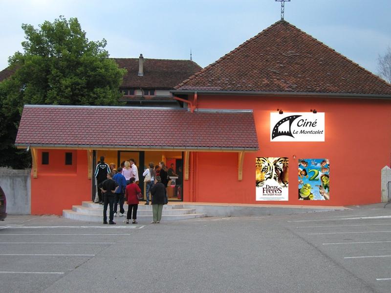 Cinéma Association Culturelle et Loisirs Cinéma Le Montcelet à
