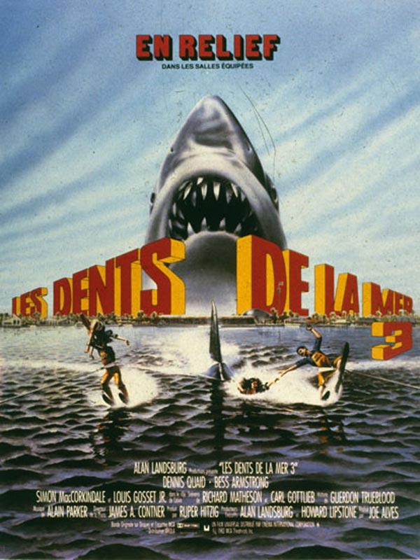 Les Dents de la mer 3 - film 1983 - AlloCiné