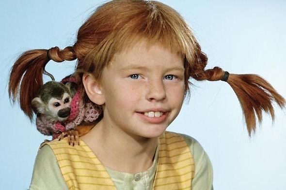 Affiche de la série Pippi Långstrump