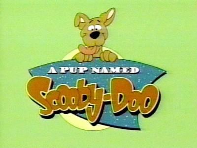 Affiche de la série A Pup Named Scooby-Doo