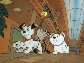 Affiche de la série Disney's 101 Dalmatians: The Series