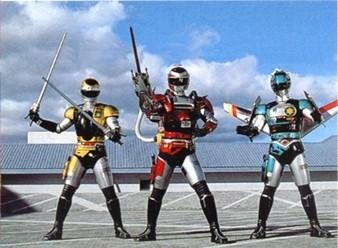 Affiche de la série Tokkei Winspector