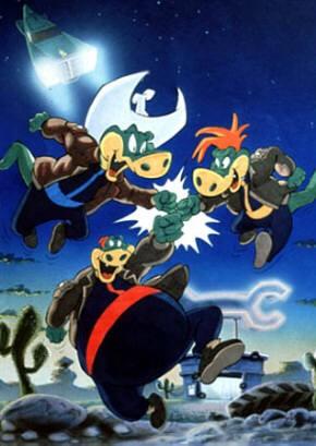 Affiche de la série S.O.S. Croco