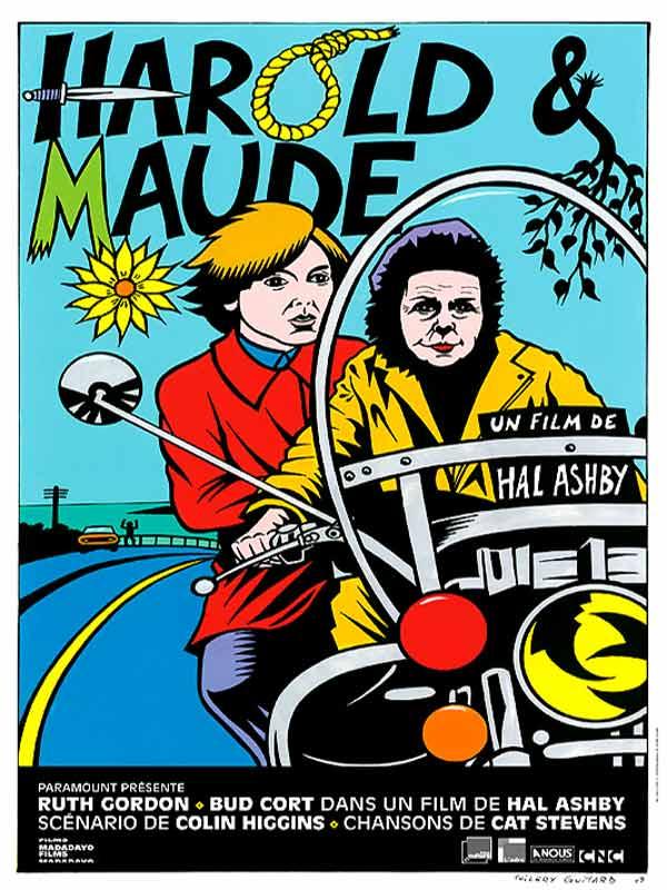 Harold Et Maude Film 1971 Allocine