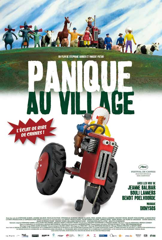 Télécharger Panique au village