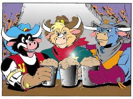 Affiche de la série Wild West C.O.W. Boys of Moo Mesa