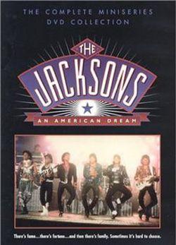 Affiche de la série The Jacksons : An American Dream