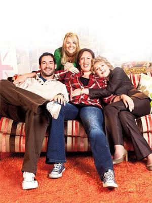 Affiche de la série Miranda
