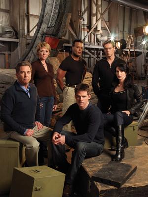 Affiche de la série Stargate SG-1