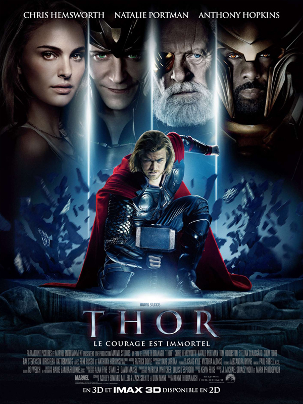 Thor - film 2011 - AlloCiné