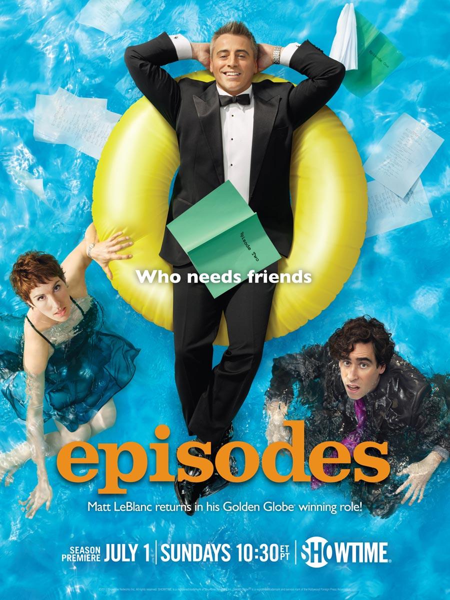 Affiche de la série Episodes