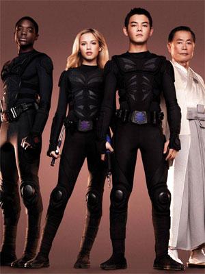 Affiche de la série Supah Ninjas