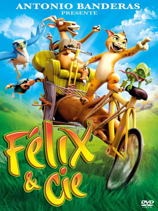 Félix & Cie - Dessin animé 19636151