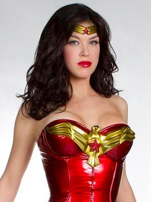 Affiche de la série Wonder Woman (2011)