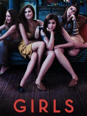 Affiche de la série Girls
