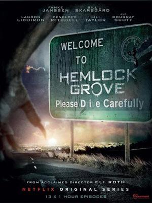Affiche de la série Hemlock Grove