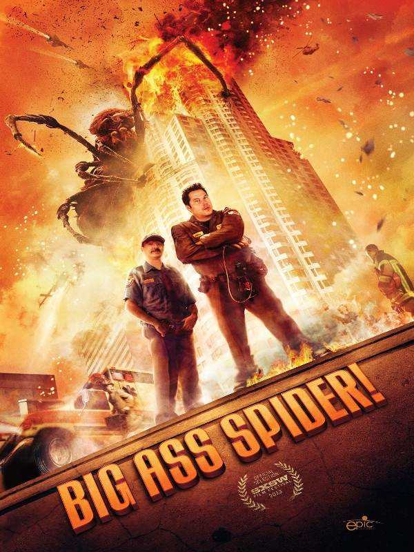 Télécharger Big Ass Spider HD DVDRIP Uploaded