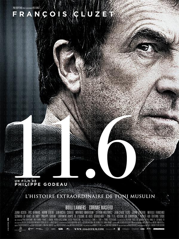 Affiche du film 11.6