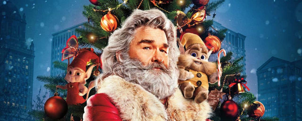 Les chroniques de Noël : Kurt Russell se la joue Père Noël rock'n'roll pour  Netflix - Actus Ciné - AlloCiné