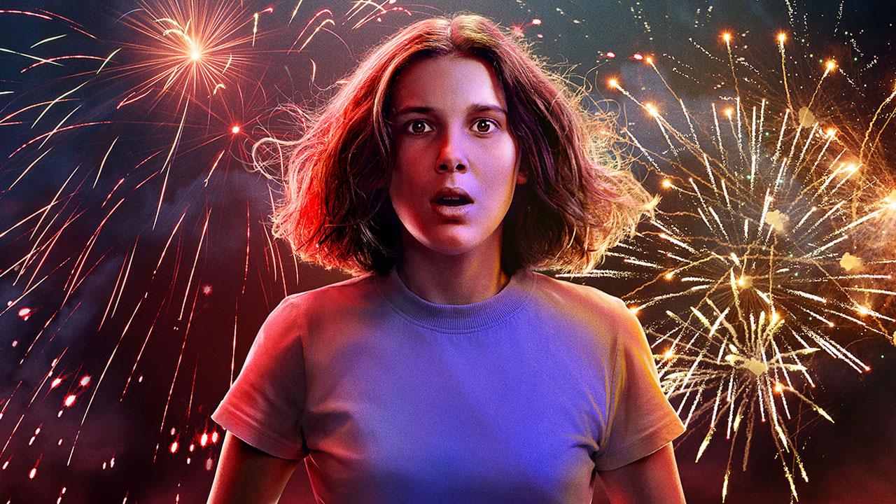 Stranger Things 14 Affiches Personnages Pour La Saison 3 Allocine