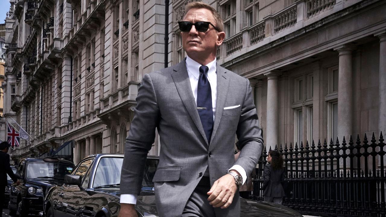 James Bond 25 : fin de tournage pour Daniel Craig et Mourir peut ...