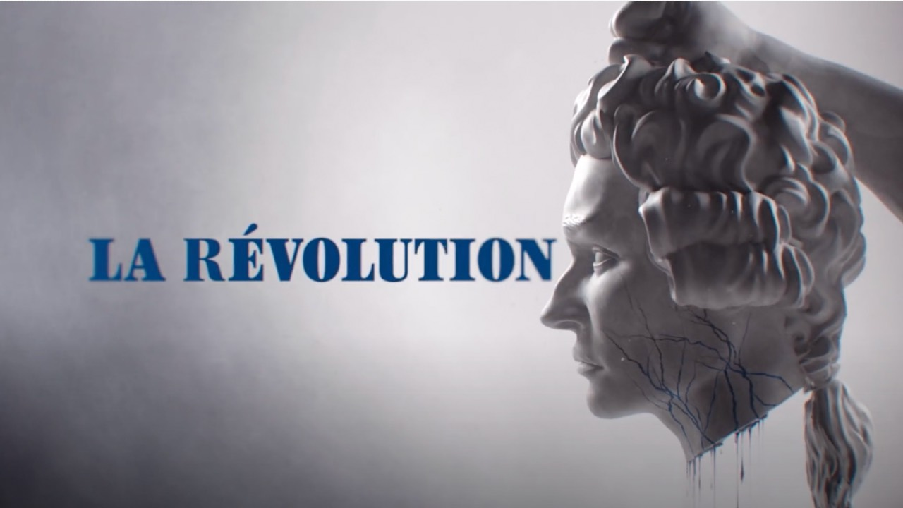 La Révolution (Netflix) : une date et un teaser pour la série française de  la plateforme - News Séries à la TV - AlloCiné