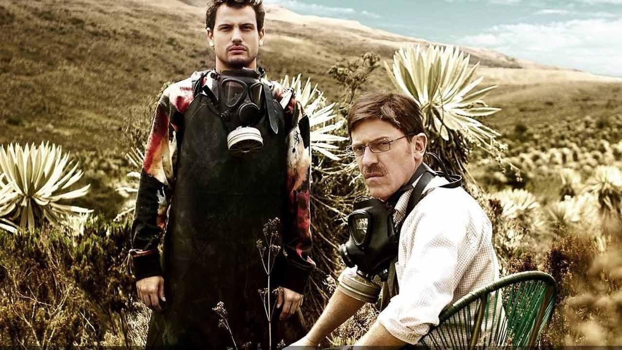 Vous aimez Breaking Bad ? Découvrez le remake colombien de la série !