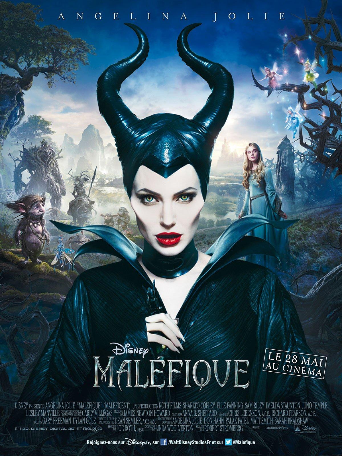 Achat Maléfique en DVD - AlloCiné