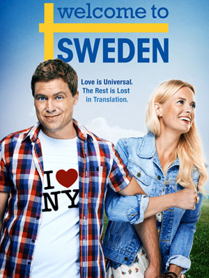 Affiche de la série Welcome To Sweden