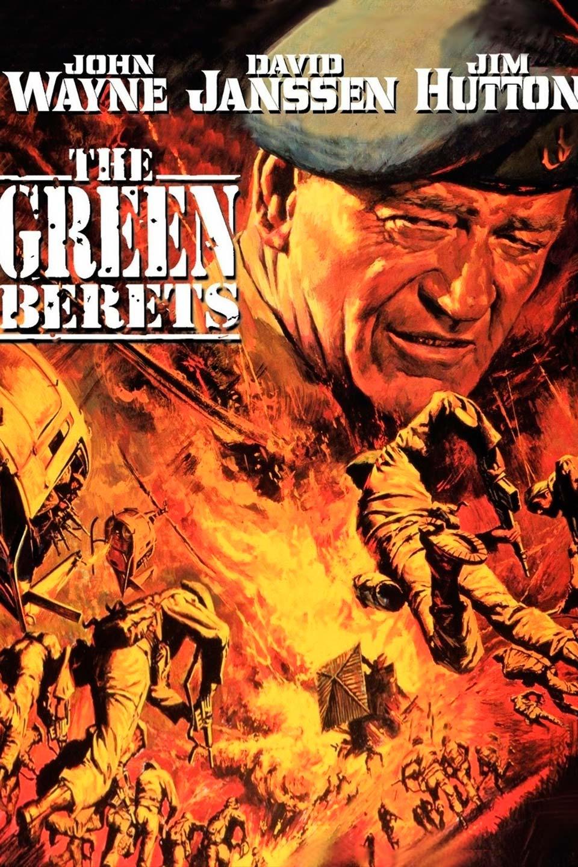 Télécharger Les Bérets Verts HD VF